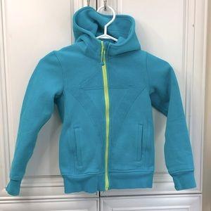 Ivivva girl's full zip hoodie / jacket